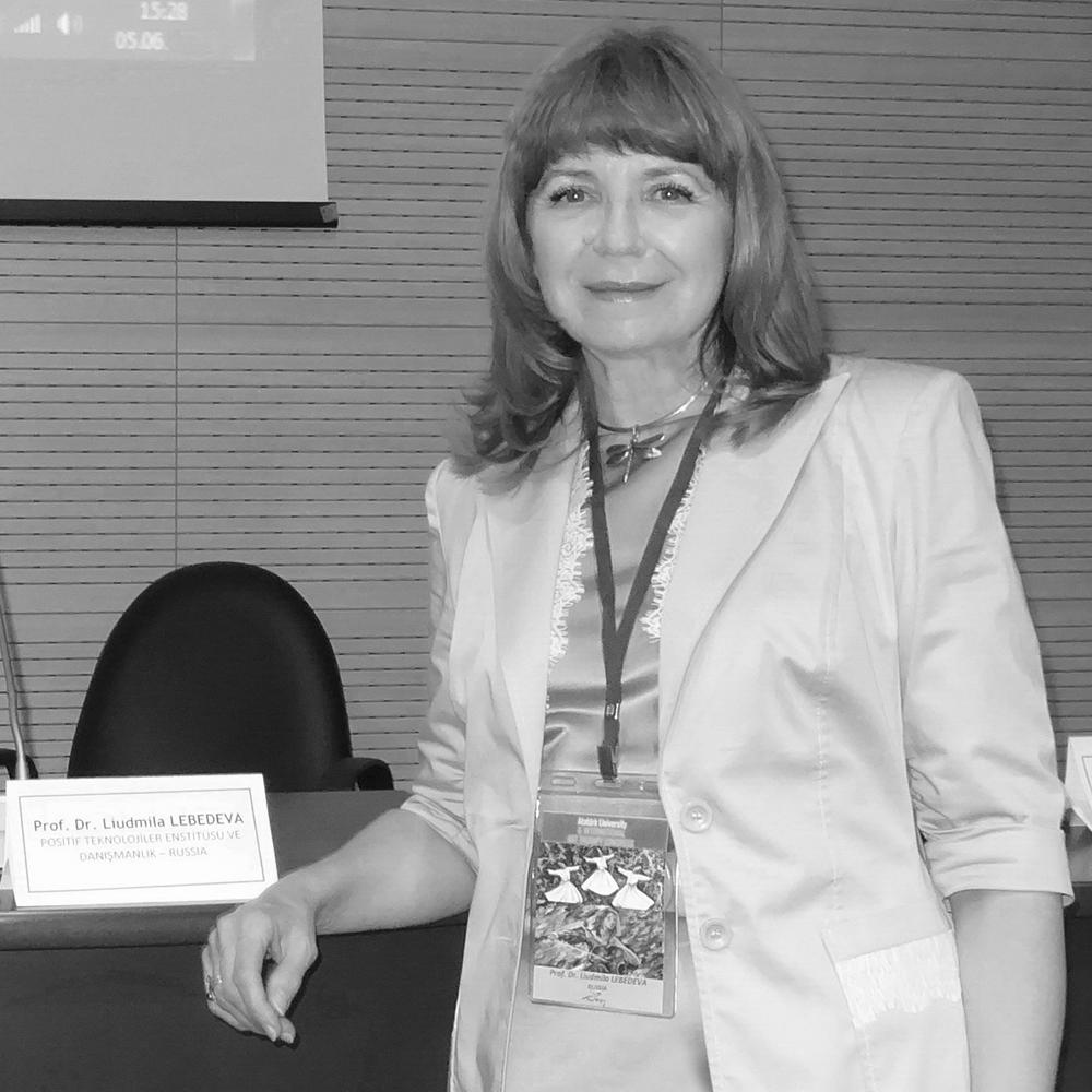 Prof. Dr. Ludmila Dmitrevna Lebedeva